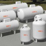 Газгольдеры для дачи | Автономная газификация загородного дома, дачи