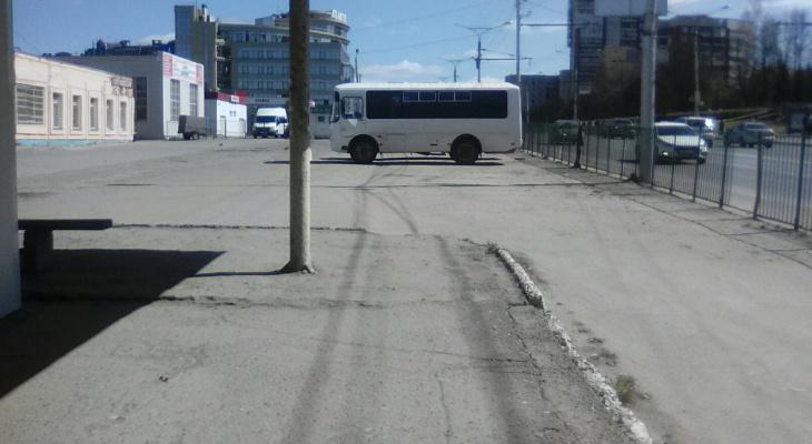 Автостанцию взамен Новосельской поставят на краю города