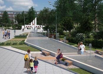 Амурчанам предлагают деньги за проект главной площади Свободного