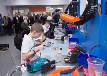 Амурские школьники готовят изобретения для «Кванториады»