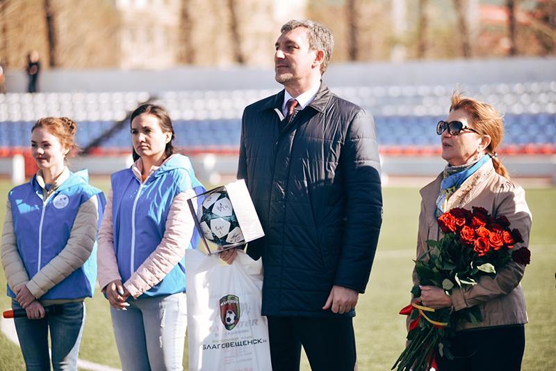 ФК «Благовещенск» разгромил якутскую «Арктику»