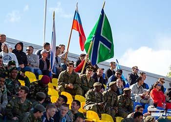 Международный турнир по футболу прошел в Благовещенске
