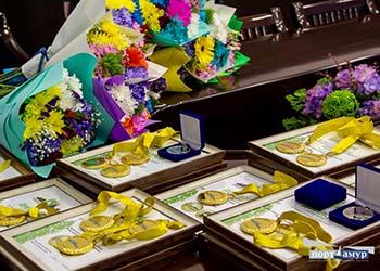 12 медалей «АмурЭкспо» остались в Приамурье