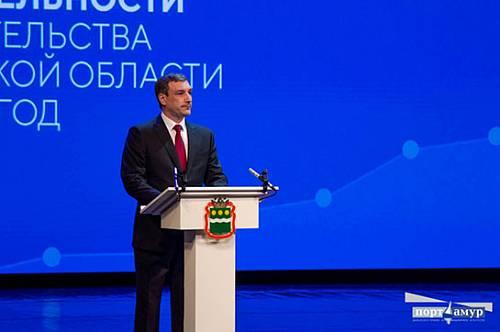 Василий Орлов: «Приамурье находится на пороге крупнейшего экономического рывка»