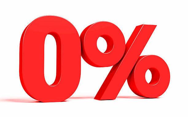 Кредит онлайн под 0% на карту