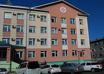 Для больницы Белогорска разработали «антикризисный» план работы