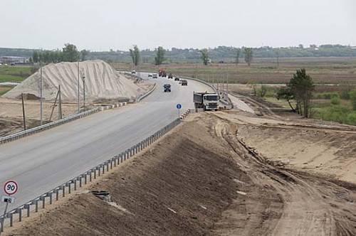 Строительство дороги к мосту через Амур вышло на новый этап