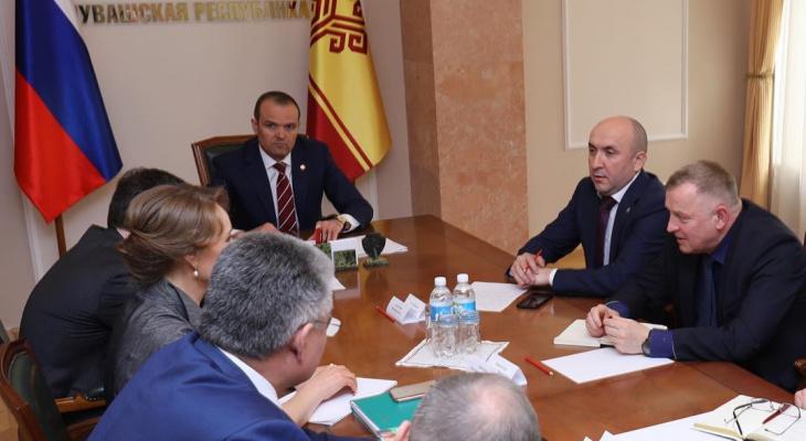 Игнатьев создал новое министерство и назначил людей на три должности