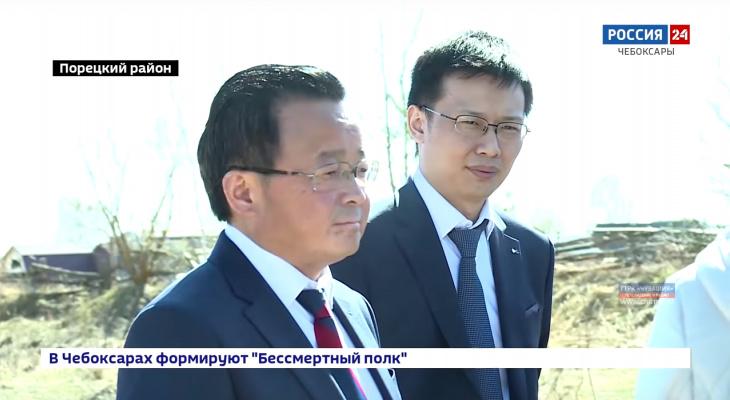 В Чувашии построят лучший животноводческий комплекс в России