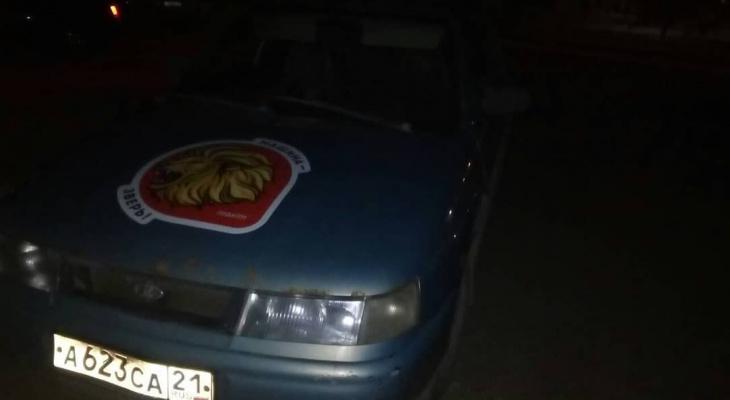 В Чувашии задержали пьяного водителя такси