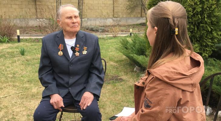 Ветеран о тяжелых ранениях на фронте: