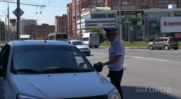 В праздники ГИБДД будет тщательно проверять водителей и пешеходов