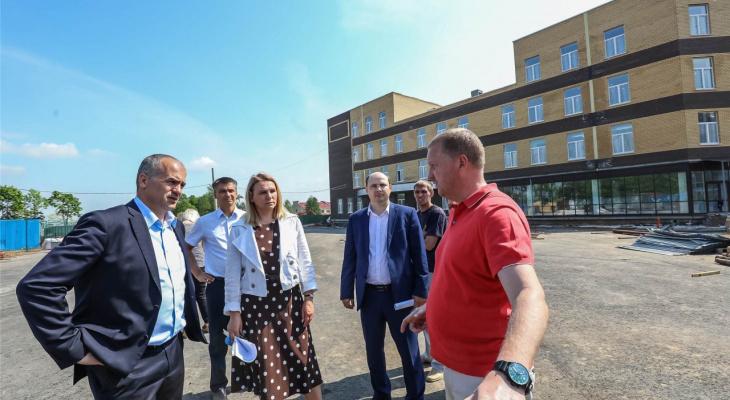 В Чебоксарах откроются новые корпуса школы 61 и 5 гимназии