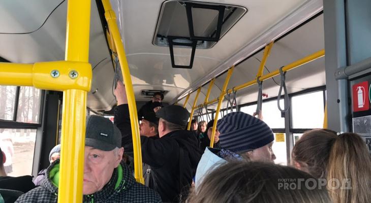 В Чебоксарах 3 автобуса и 1 троллейбус поменяют маршруты