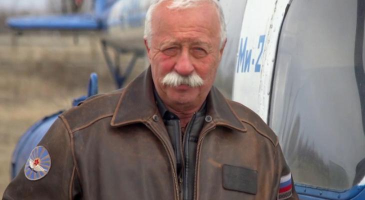 Якубович приземлится в Чебоксарах на вертолете и подарит всем эскимо