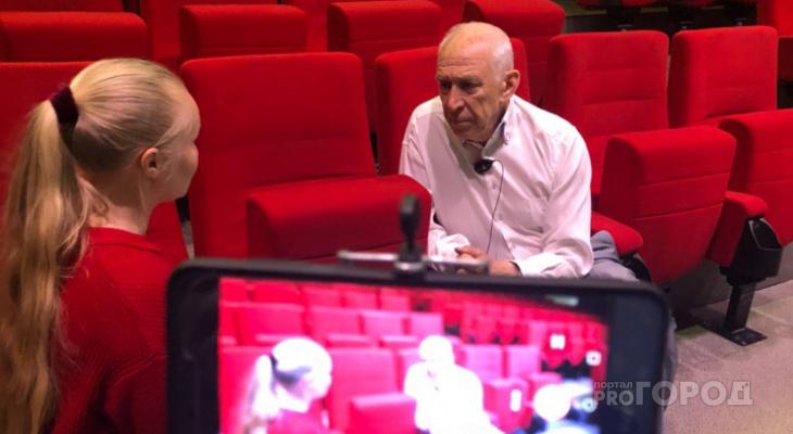 В Чебоксарах актер Александр Пашутин отметил, в чем разница между российскими и советскими фильмами