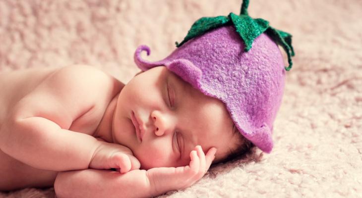 В Чебоксарах родившуюся в мае девочку назвали созвучным именем