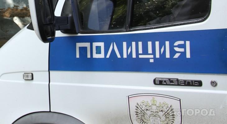 В Ибресинском районе сбили мужчину и уехали