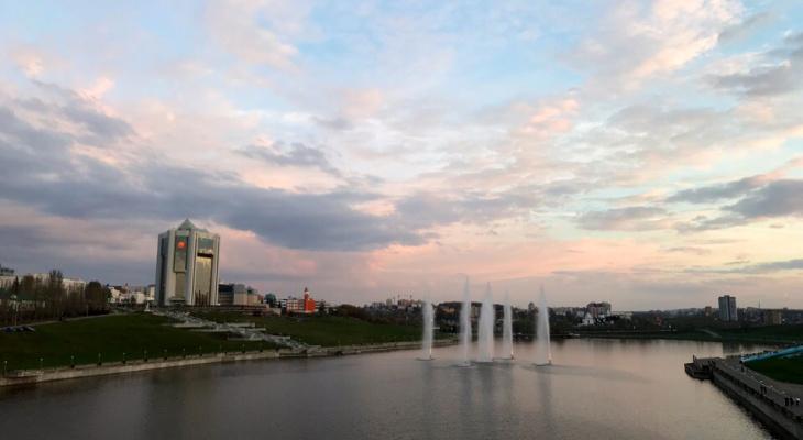 Какая погода ждет жителей Чувашии в первый рабочий день новой недели