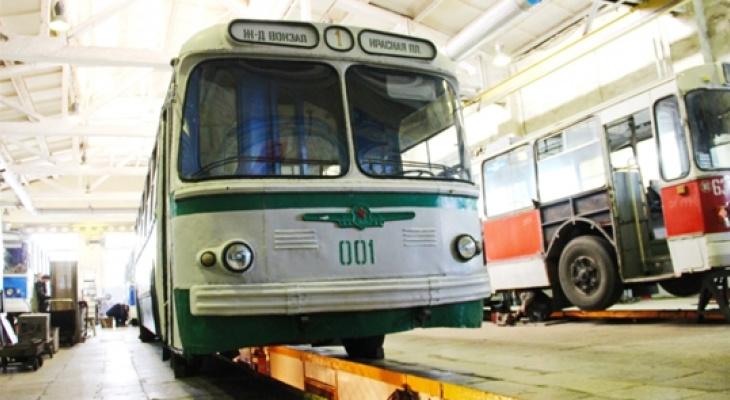 Этим летом в рейс выйдет первый троллейбус Чебоксар