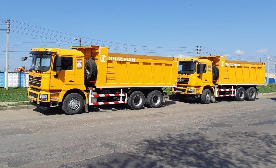 В Чебоксарах задержали 4 грузовика, которые отказались взвешиваться
