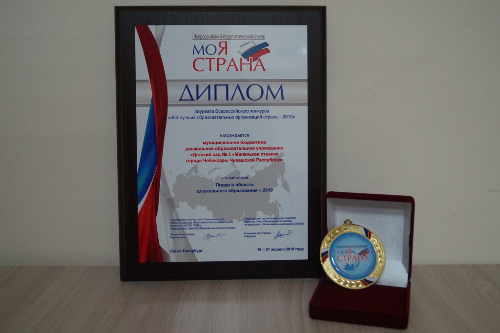 Семь детских садов Чебоксар вошли в 500 лучших в России