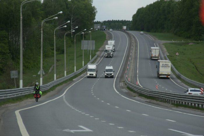 Никита Тенче с семьей поехал на велосипедах в Европу