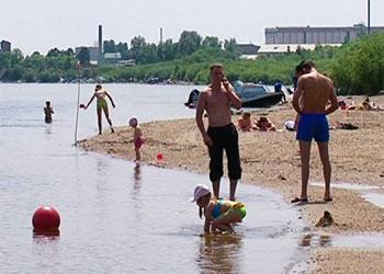 В Благовещенске стало больше мест отдыха на воде