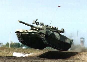 «Летающие» танки поступили в Приамурье