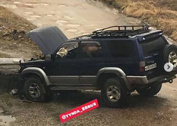 Полицейские Тынды стреляли по внедорожнику