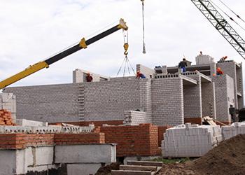 Объемы жилищного строительства в Приамурье идут на спад