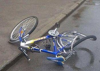 В Благовещенске сбили 8-летнего велосипедиста