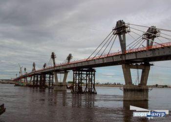 Около полумиллиарда рублей выделят на временный пункт пропуска у моста через Амур