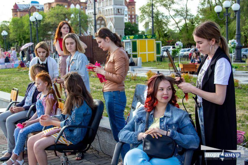 25-й квартал Благовещенска собрал представителей моды и стиля