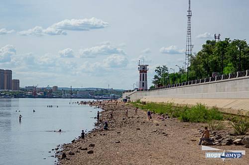 Настоящее лето с 30-градусной жарой пришло в Приамурье