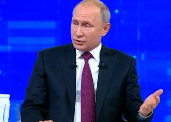 Владимир Путин заявил, что считает проект «Лидеры России» эффективным