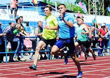 В ходе областной Спартакиады городов амурчане установили новые рекорды