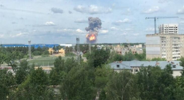 На оборонном заводе в Нижегородской области взорвался цех по производству тротила