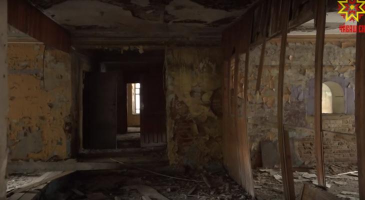Три исторических здания в Чебоксарах превращаются в руины