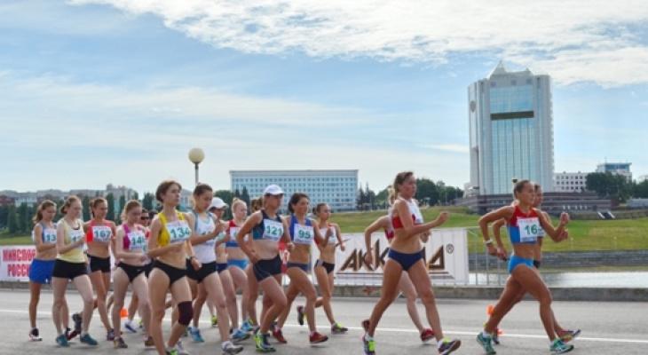 В Чебоксарах снова пройдет Чемпионат по спортивной ходьбе