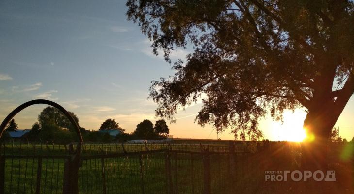 Синоптики дали прогноз на все лето в солнечной Чувашии