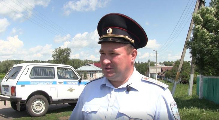 В Яльчикском районе двое жителей осуждены за нападение на полицейского