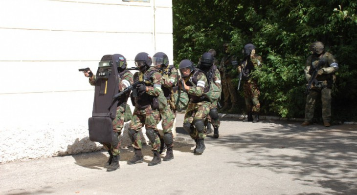 Чебоксарцев попросили сохранять спокойствие на время антитеррористических учений