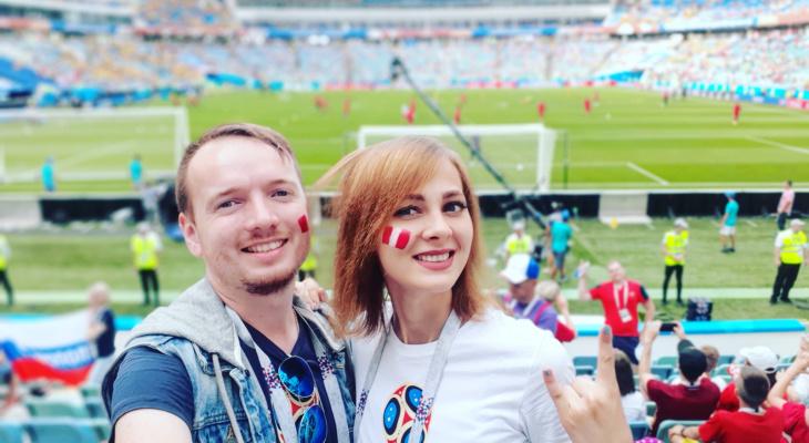 Чебоксарец сделает предложение на футбольном матче