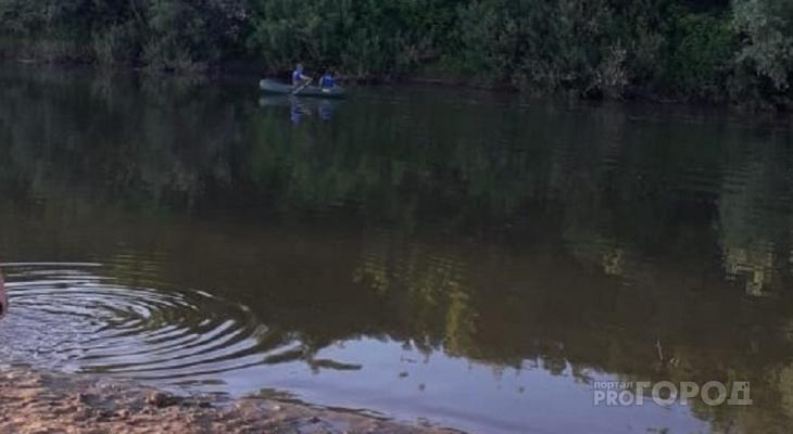 В реке Алатырь ищут мужчину, который нырнул и пропал