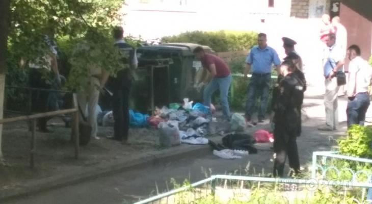 В Новочебоксарске в мусорке найден расчлененный труп