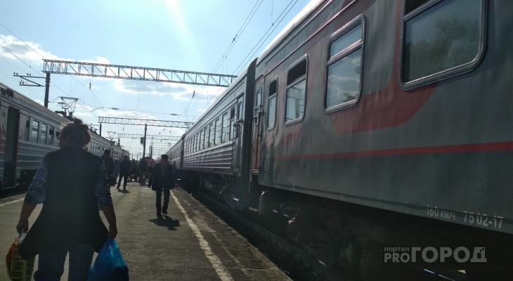 РЖД выплатит жительнице Канаша компенсацию за гибель сына