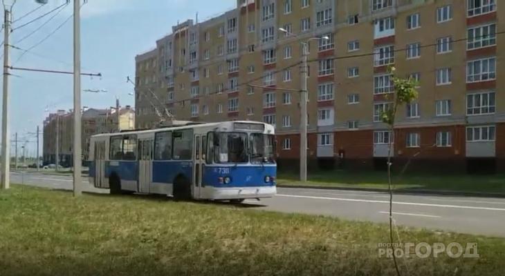 В Новый город запустили троллейбусы