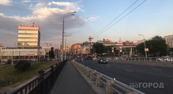 В Чебоксарах в День Республики ограничат движение транспорта