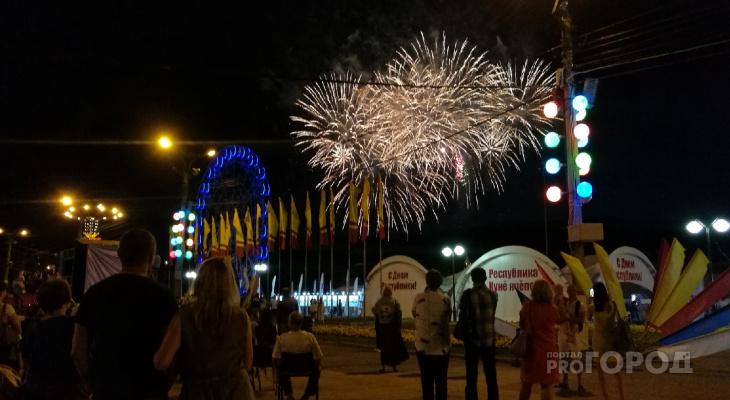 В Чебоксарах состоится гала-представление фестиваля фейерверков